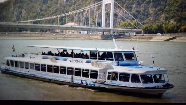 Hajókirándulás BUDAPEST - VÁC